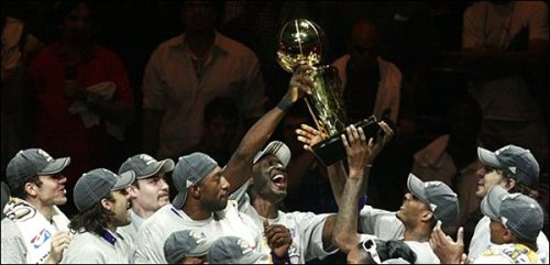 2009 NBA Champion Lakers
